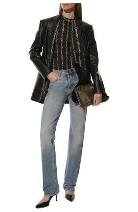 Женская кожаные туфли gianvito 70 GIANVITO ROSSI черного цвета, арт. G26770.70RIC.VITNER0 | Фото 2