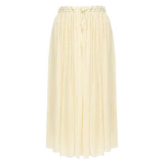 Шелковая юбка Forte_forte