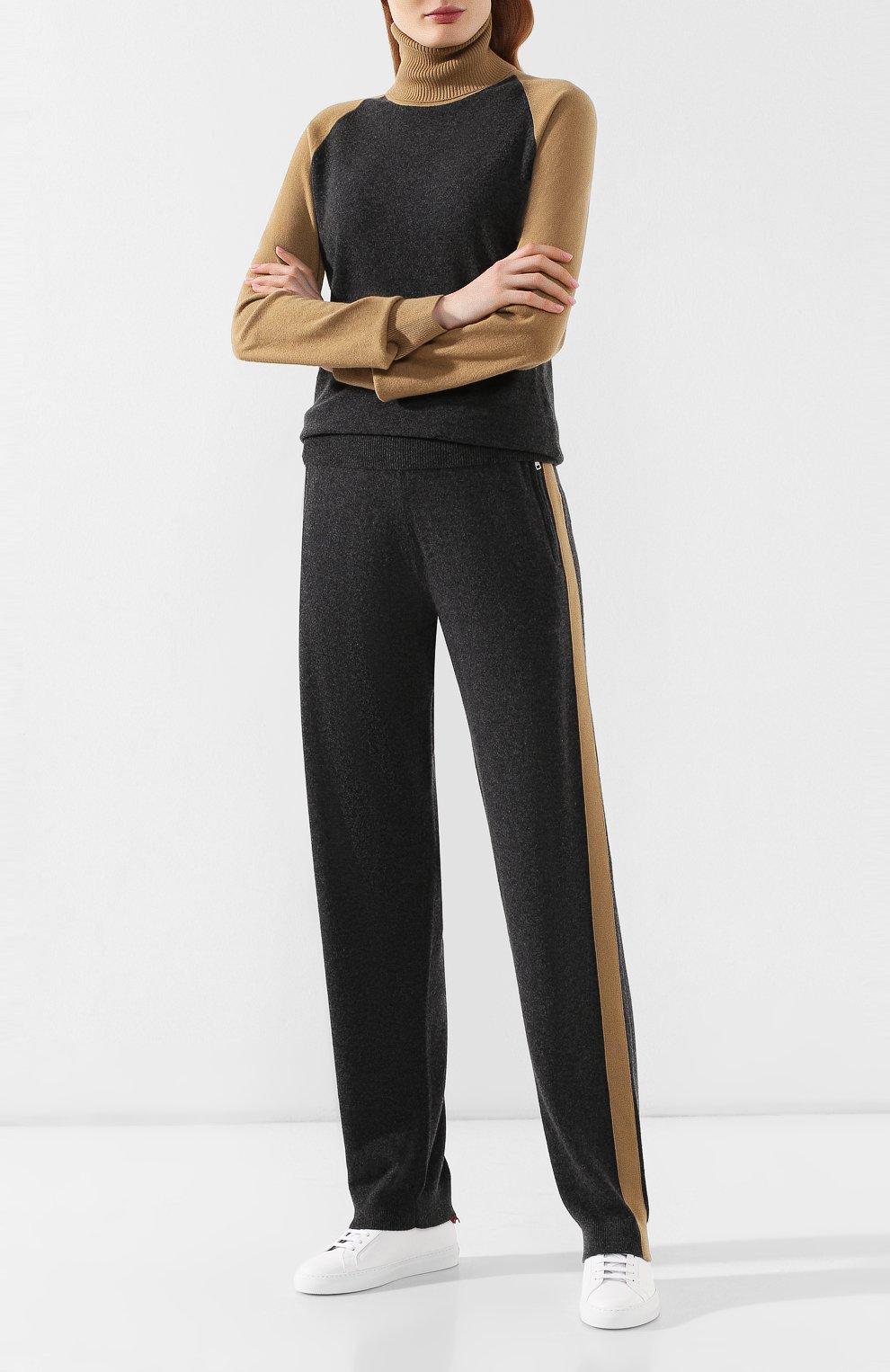 Кашемировые брюки   Фото №2