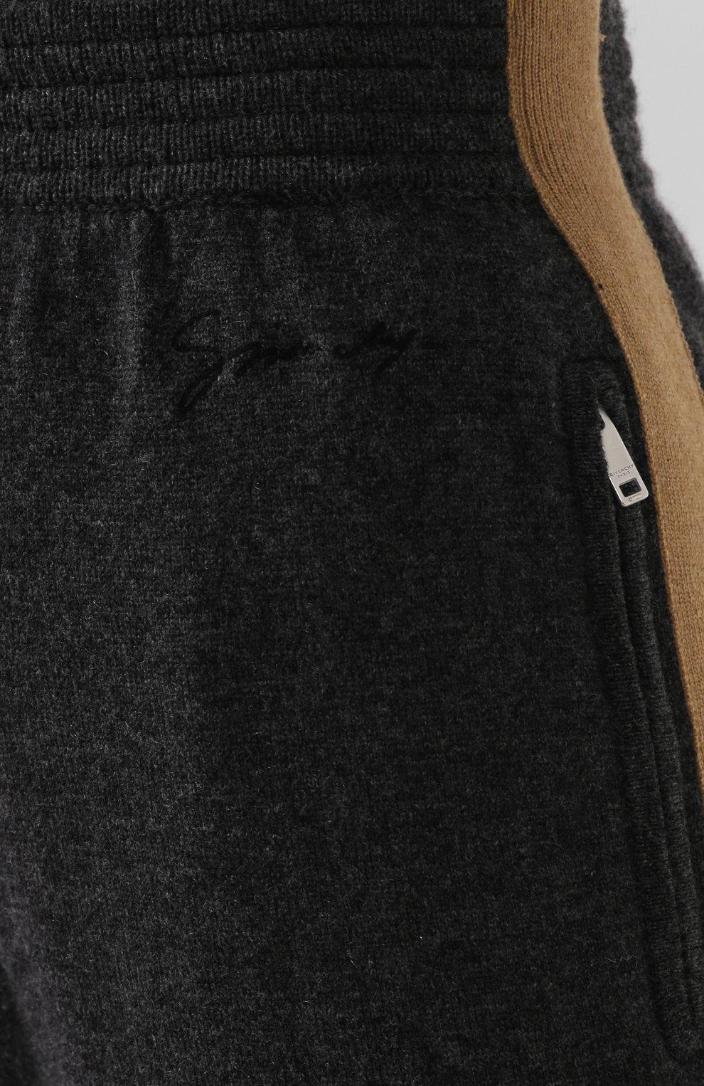 Кашемировые брюки   Фото №5
