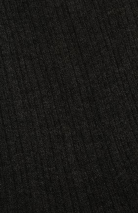 Женские кашемировые колготки BRUNELLO CUCINELLI темно-серого цвета, арт. M64990069P | Фото 2