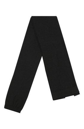 Женские кашемировые леггинсы BRUNELLO CUCINELLI черного цвета, арт. M64945069P | Фото 1