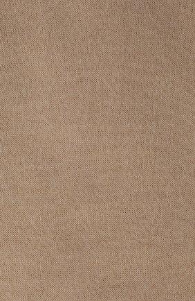 Женские кашемировые носки BRUNELLO CUCINELLI бежевого цвета, арт. M64945019P | Фото 2 (Материал внешний: Шерсть, Кашемир; Статус проверки: Проверено, Проверена категория)
