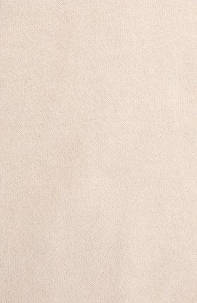 Женские кашемировые носки BRUNELLO CUCINELLI светло-бежевого цвета, арт. M64945019P | Фото 2