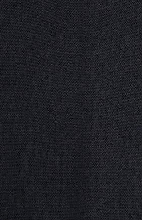 Женские кашемировые носки BRUNELLO CUCINELLI темно-синего цвета, арт. M64945019P | Фото 2 (Материал внешний: Шерсть, Кашемир; Статус проверки: Проверена категория)