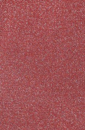 Женские носки из смеси кашемира и шелка BRUNELLO CUCINELLI розового цвета, арт. M41945019P | Фото 2