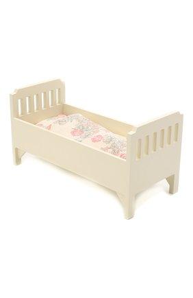 Детского игрушка кровать MAILEG белого цвета, арт. 11-6032-00 | Фото 2