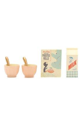 Детского игрушечный набор для завтрака на двоих MAILEG разноцветного цвета, арт. 11-7503-00   Фото 1