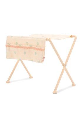 Детского игрушечный стол для пеленания MAILEG розового цвета, арт. 11-8111-00 | Фото 1