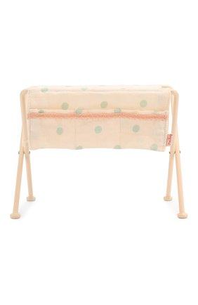 Детского игрушечный стол для пеленания MAILEG розового цвета, арт. 11-8111-00 | Фото 2
