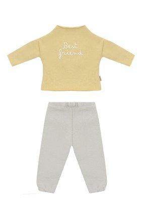 Детского одежда для игрушки щенок MAILEG желтого цвета, арт. 16-7952-01   Фото 1