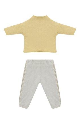 Детского одежда для игрушки щенок MAILEG желтого цвета, арт. 16-7952-01   Фото 2