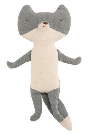 Детского игрушка лиса большая MAILEG серого цвета, арт. 16-7968-00 | Фото 1