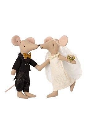 Игрушка Мыши жених и невеста | Фото №1