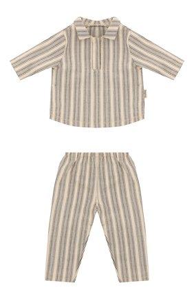 Детского одежда для игрушки MAILEG серого цвета, арт. 16-8941-01 | Фото 1