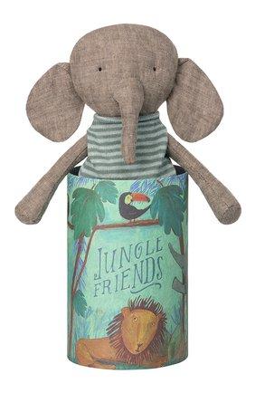 Детского игрушка слон MAILEG серого цвета, арт. 16-8946-00 | Фото 2
