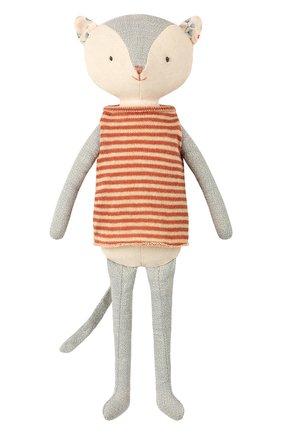 Детского игрушка котенок MAILEG серого цвета, арт. 16-8949-00 | Фото 1