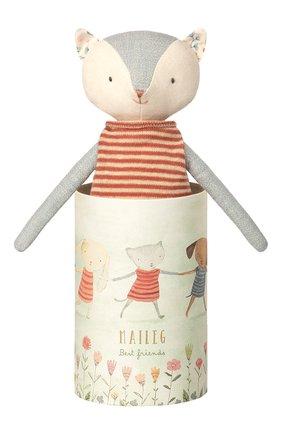 Детского игрушка котенок MAILEG серого цвета, арт. 16-8949-00 | Фото 2