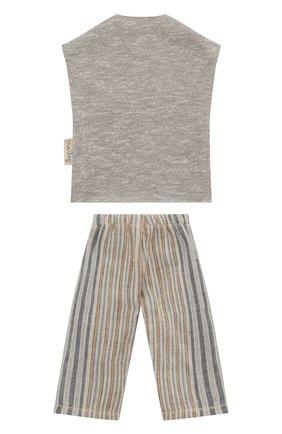Детского одежда для игрушки пижама для брата джинджер MAILEG разноцветного цвета, арт. 17-6111-00   Фото 2