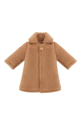 Детского игрушечная одежда пальто для мамы джинджер MAILEG коричневого цвета, арт. 17-6143-00 | Фото 1