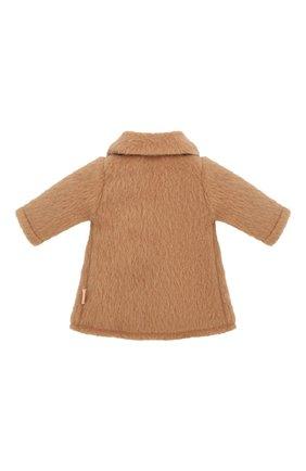 Детского игрушечная одежда пальто для мамы джинджер MAILEG коричневого цвета, арт. 17-6143-00 | Фото 2