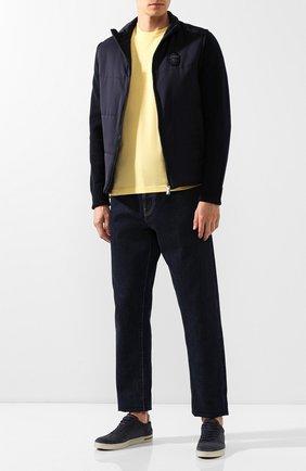Мужская куртка BILLIONAIRE темно-синего цвета, арт. MRB1182 | Фото 2
