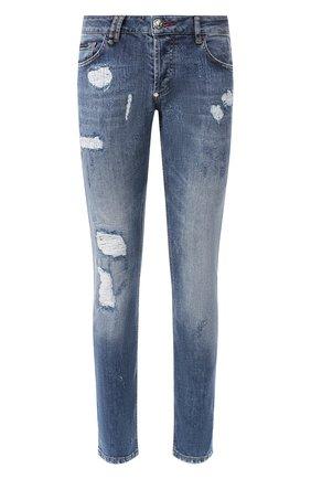 Брюки типа джинсы | Фото №1