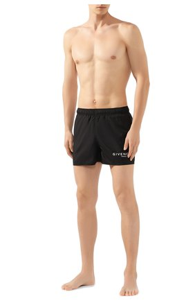 Мужские плавки-шорты GIVENCHY черного цвета, арт. BMA0061Y5N | Фото 2
