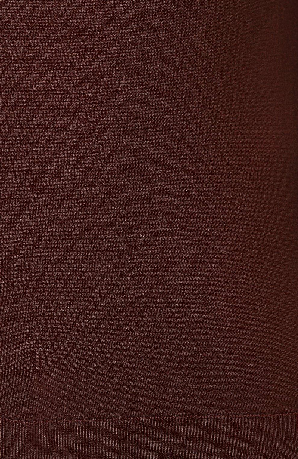 Шерстяная водолазка | Фото №5