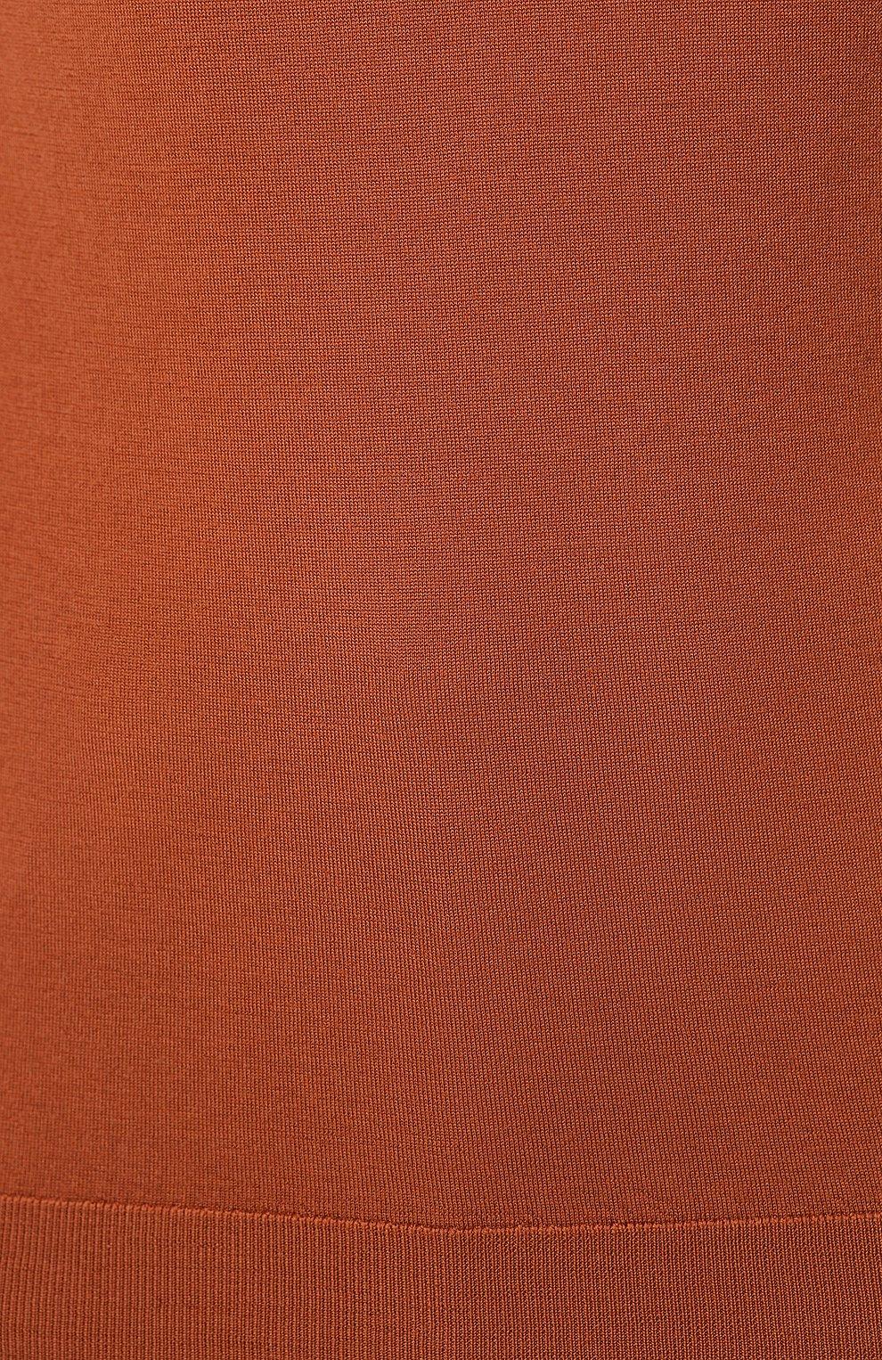 Шерстяная водолазка   Фото №5