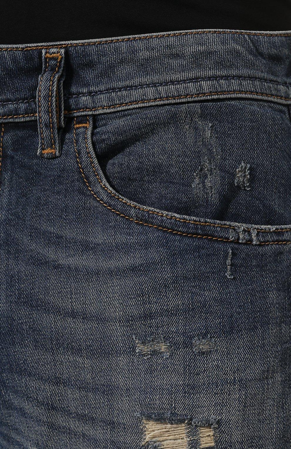 Джинсы Diesel синие   Фото №5