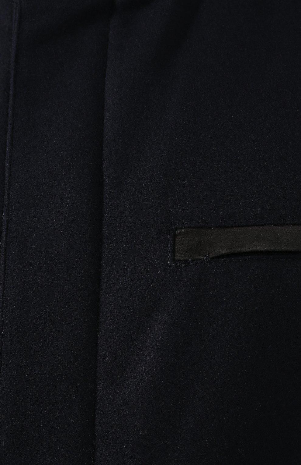 Кашемировая куртка | Фото №5