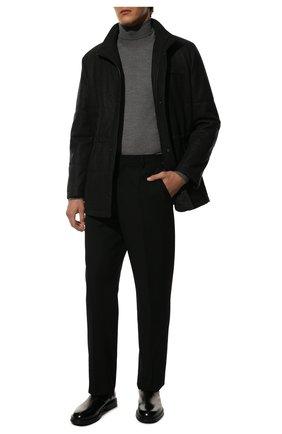 Кашемировая куртка | Фото №2