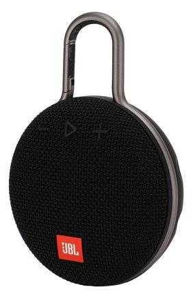 Мужские портативная акустика jbl clip 3 JBL черного цвета, арт. JBLCLIP3BLK | Фото 2