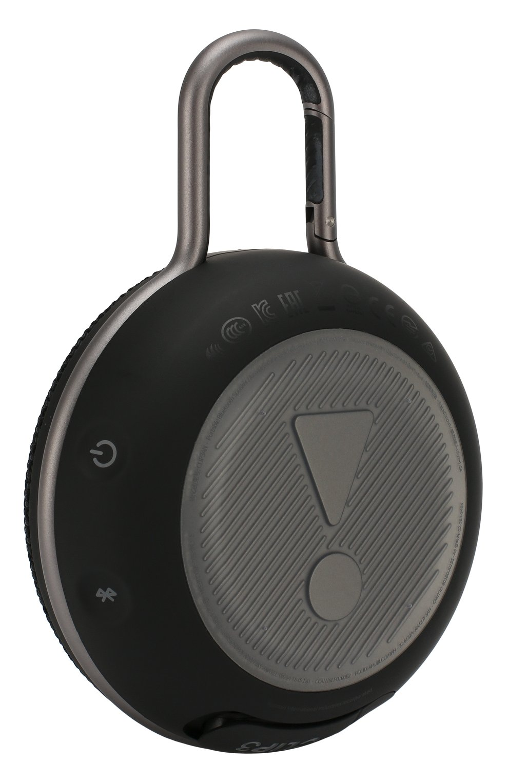 Мужские портативная акустика jbl clip 3 JBL черного цвета, арт. JBLCLIP3BLK   Фото 4