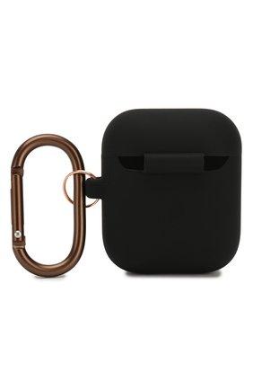 Чехол для airpods wireless ELAGO черного цвета, арт. EAP2SC-HANG-BK   Фото 2 (Статус проверки: Проверена категория)