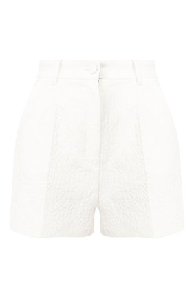 Женские шорты DOLCE & GABBANA белого цвета, арт. FTBHMT/FJMVP | Фото 1