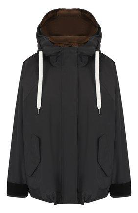 Куртка с капюшоном | Фото №1