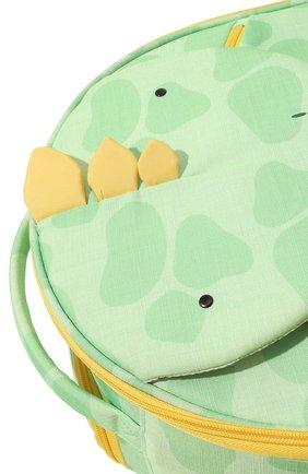 Детский дорожный чемодан на колесиках SAMSONITE зеленого цвета, арт. CD0-04021 | Фото 2