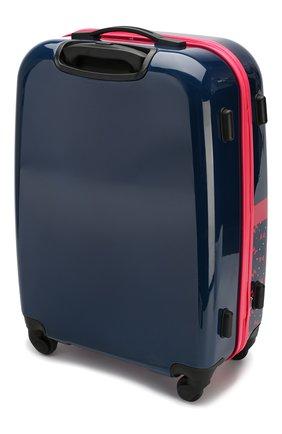 Детский дорожный чемодан на колесиках SAMSONITE темно-синего цвета, арт. 40C-01011 | Фото 2