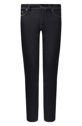 Мужские джинсы DIESEL синего цвета, арт. 00SU1X/084HN | Фото 1