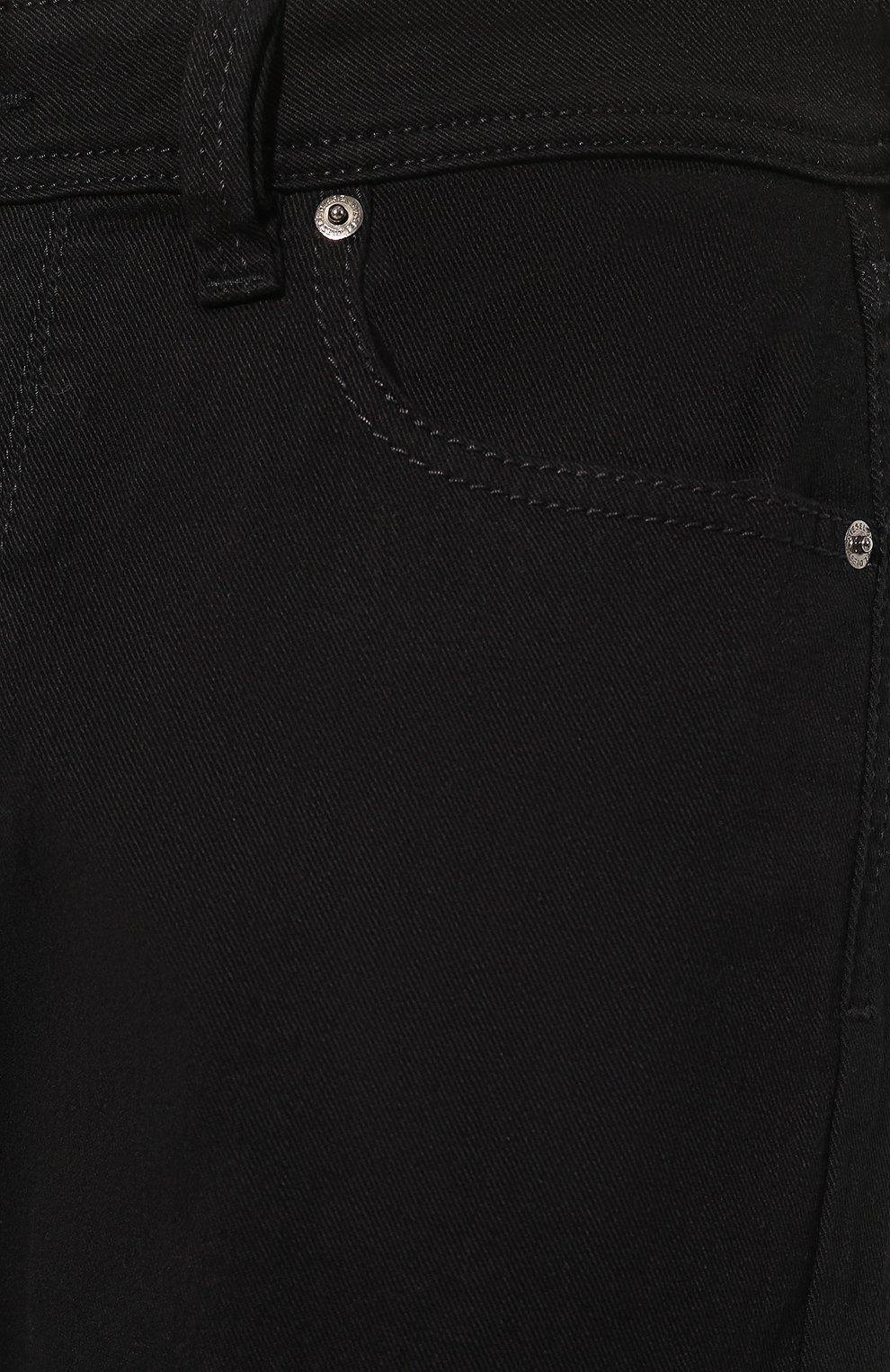Джинсы Diesel черные | Фото №5