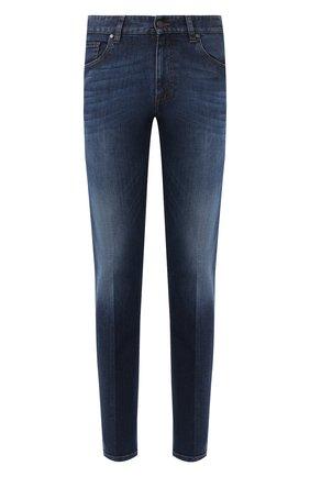 Мужские джинсы Z ZEGNA синего цвета, арт. VT720/ZZ507 | Фото 1