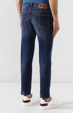 Мужские джинсы DIESEL синего цвета, арт. 00SDHB/082AZ | Фото 4