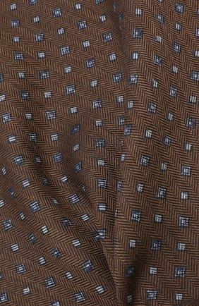 Платок из смеси шерсти и шелка | Фото №2