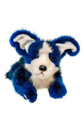 Детского игрушка щенок CAROLON синего цвета, арт. 001678 | Фото 2