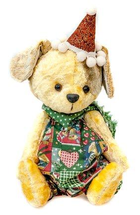 Детского игрушка собачка CAROLON желтого цвета, арт. 001674 | Фото 1