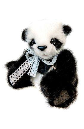 Детского игрушка панда CAROLON черно-белого цвета, арт. 2-00415 | Фото 1