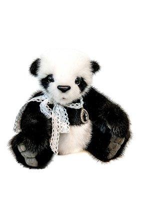 Детского игрушка панда CAROLON черно-белого цвета, арт. 2-00415 | Фото 2