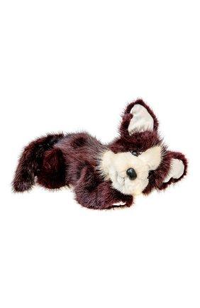 Детского игрушка собачка CAROLON бордового цвета, арт. 2-00759 | Фото 2